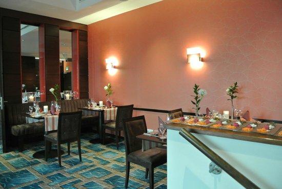 Das Ahlbeck Hotel & Spa : Restaurant