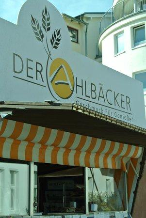 Das Ahlbeck Hotel & Spa : Eigene Bäckerei / Verkauf