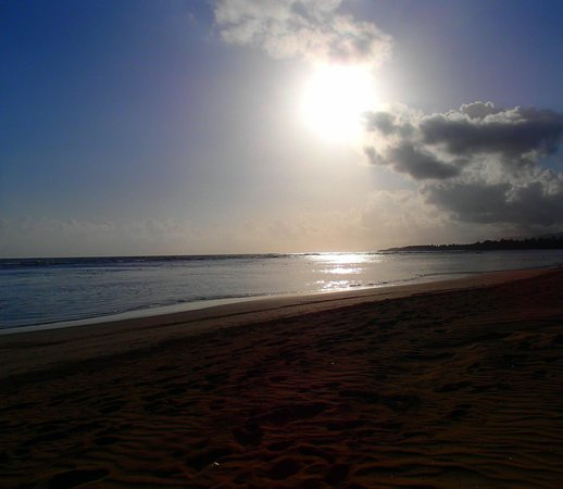 Grand Bahia Principe El Portillo: lever du jour