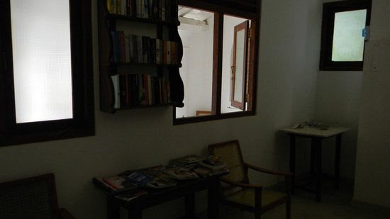 Pedlar62 Guest House: comedor