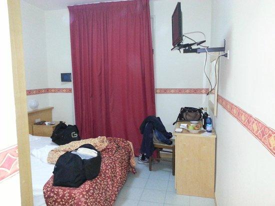 Hotel Sporting Baia: camera