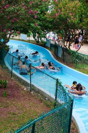 lazy river fun picture of splashtown san antonio tripadvisor