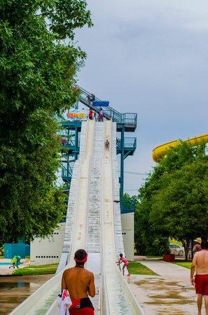 Splashtown : Tall and fast