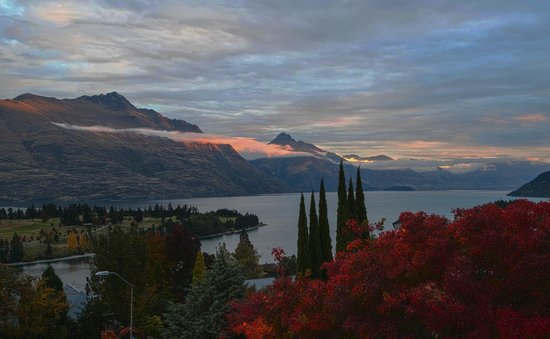 Vacation Villas view in Queenstown