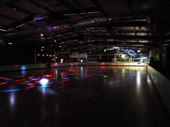 RollerJam Roller Skate Rink