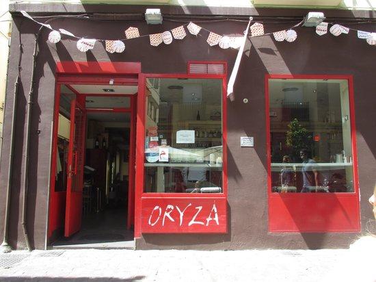 Le restaurant obr zek za zen oryza granada tripadvisor - Restaurante oryza granada ...