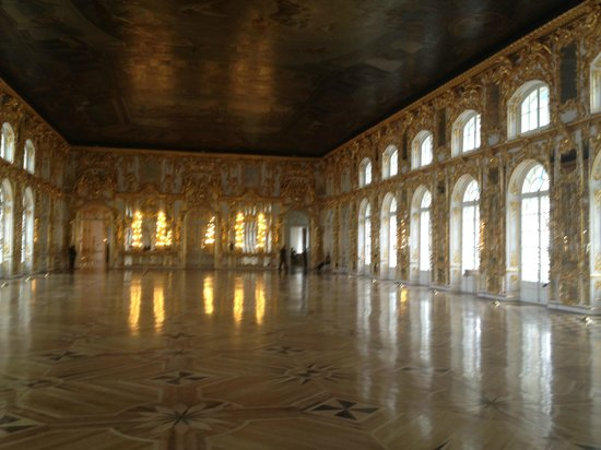 Kempinski Hotel Moika 22: catherine palace ballroom