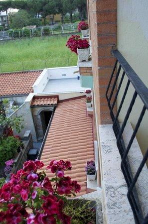 Hotel Casa Yvorio: Hotel Grounds