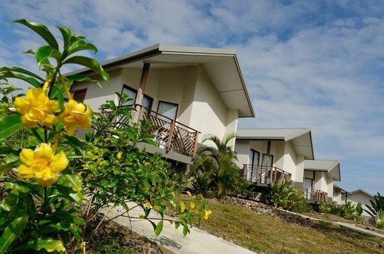 Hotel La Nea: Bungalows individuels avec terrasse
