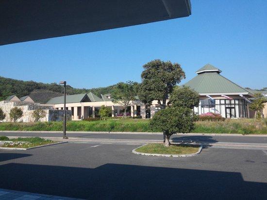 Yuttari Land Tsushima: outside