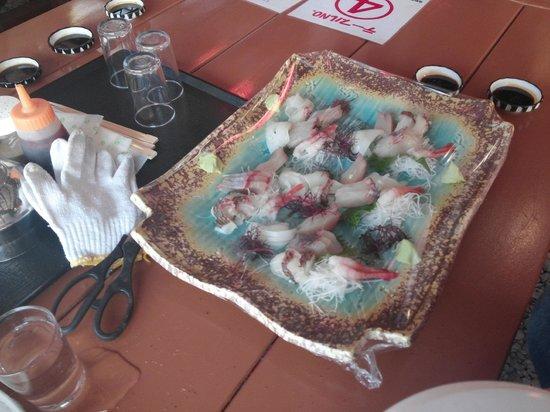 Yuttari Land Tsushima: meal