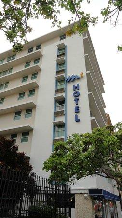Hotel Miramar: Hotel front