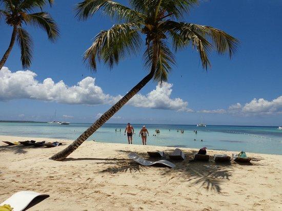 Vista Sol Punta Cana : Playa Virgen donde se filmo la pelicula Laguna Azul