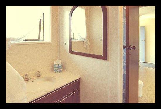 Pancake Lodge: Clean Bathrooms
