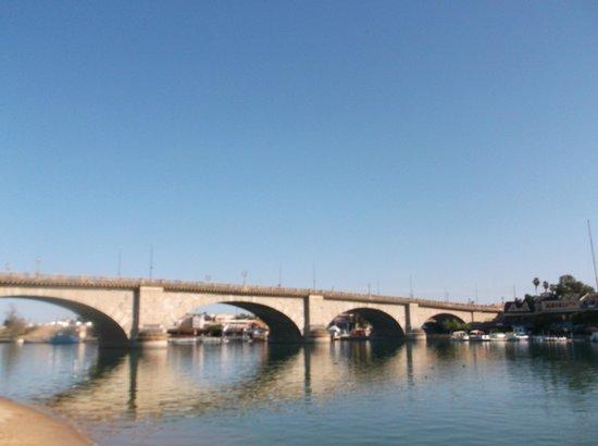 London Bridge Picture Of Lake Havasu Lake Havasu City