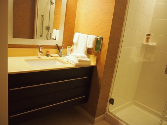 TownePlace Suites San Antonio Downtown: bathroom