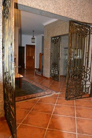 Quinta do Carvalho: Hall de entrada