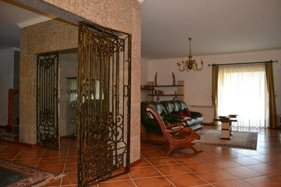 Quinta do Carvalho: Sala de estar