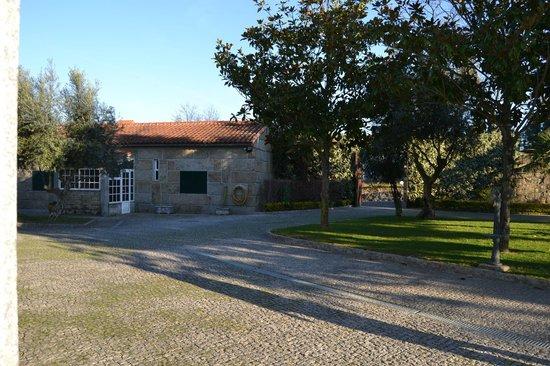 Quinta do Carvalho: Exterior