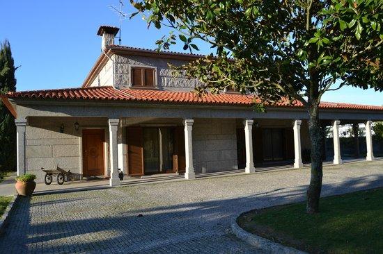 Quinta do Carvalho: Casa