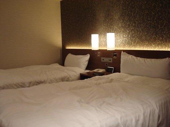 New Miyako Hotel: 部屋はこんなかんじです
