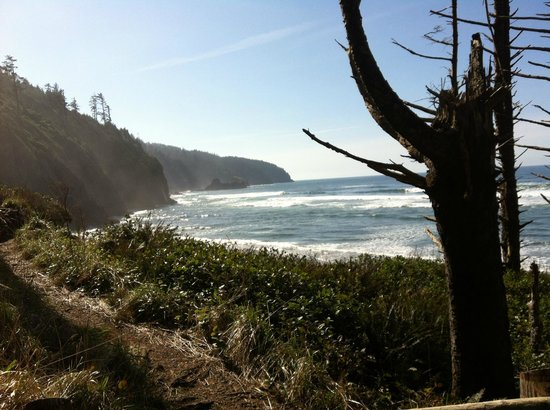 Cape Lookout State Park: Picnic, Hiking area