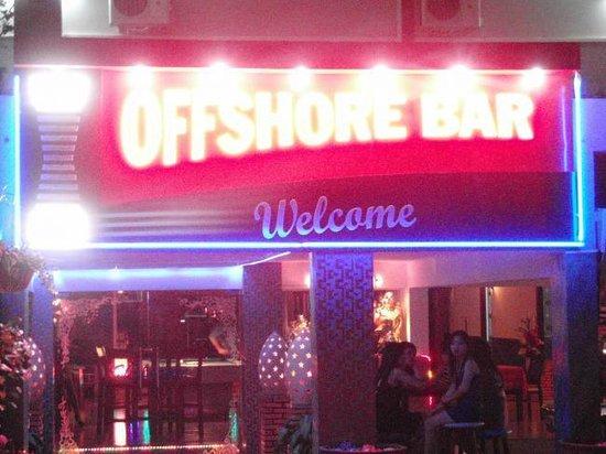 Offshore Bar & Hotel Restaurant: Welcome