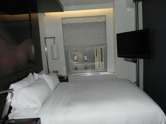 W New York: habitacion