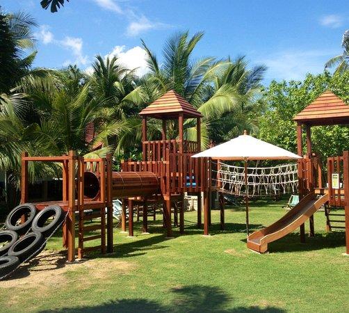 Dolphin Bay Resort: New Playground