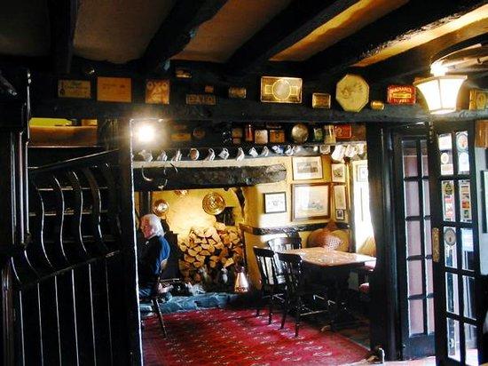 The Groes Inn: entry