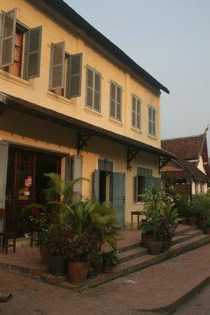 Villa Saykham: Front view