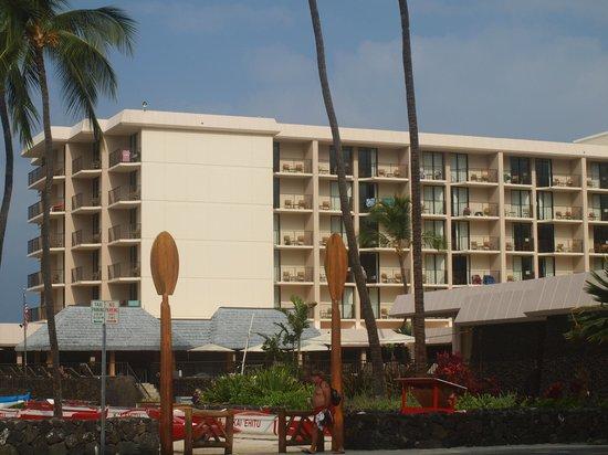 Courtyard King Kamehameha's Kona Beach Hotel: West Tower