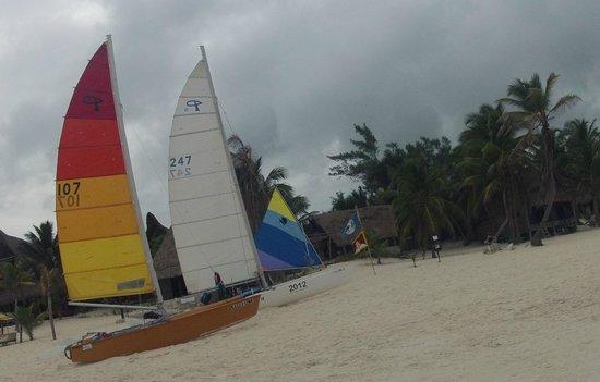 Tulum Sailing Vientos