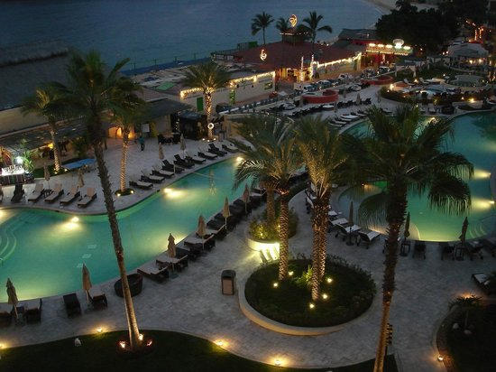 Casa Dorada Los Cabos Resort & Spa : Beautiful view from room