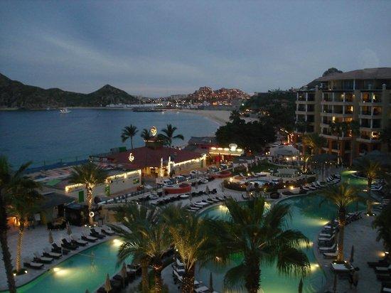 Casa Dorada Los Cabos Resort & Spa : view from room towards town