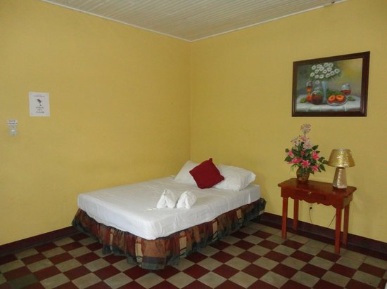 Hostal Guardabarranco : Habitacion