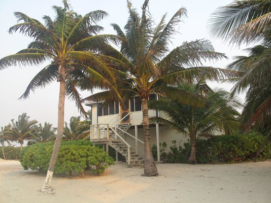 Turneffe Flats: Reef Cabana