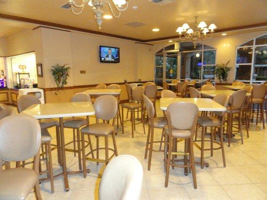Wyndham Grand Desert: uno de los comedores del resort