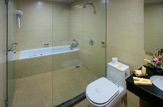 Pelangi Bali Hotel: Deluxe room