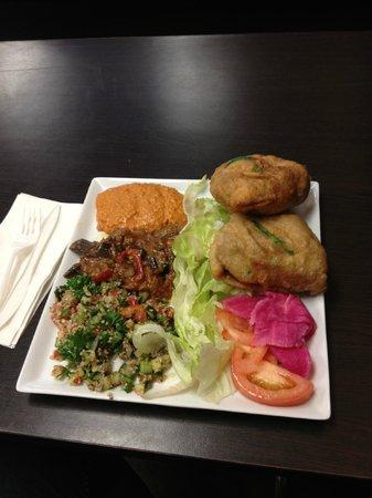 almadina egyptian cuisine