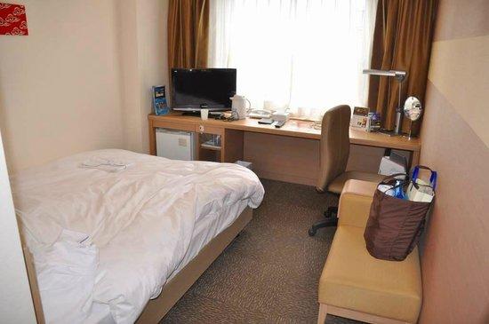 โรงแรมไดว่ารอยเนต เกียวโต-ฮาจิกุจิ: 室内