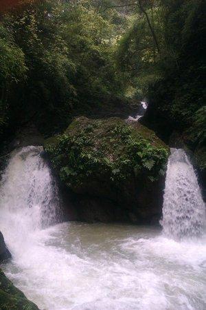 Chongqing Hei Mountain : Dragons & Pearl falls