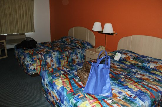 Motel 6 Williams West - Grand Canyon: bedden