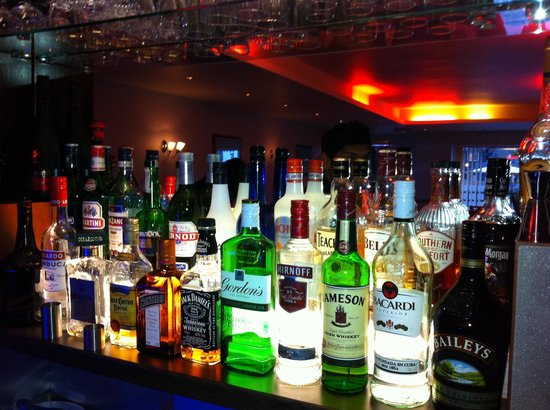 Aroma Indian Restaurant Shaftesbury: Drinks
