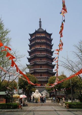 Jinghu Park of Yingkou