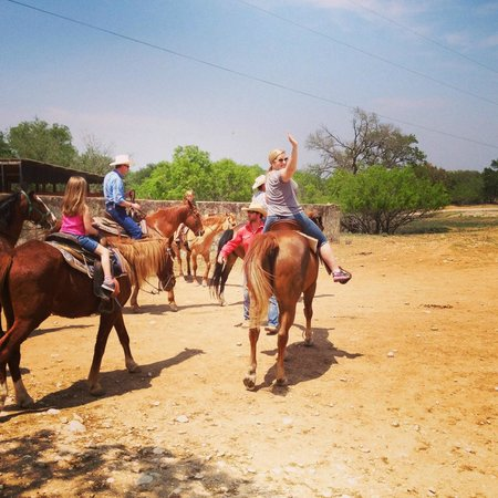 Mayan Dude Ranch: Ride