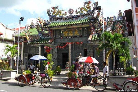 Tour East Day Tours - Penang