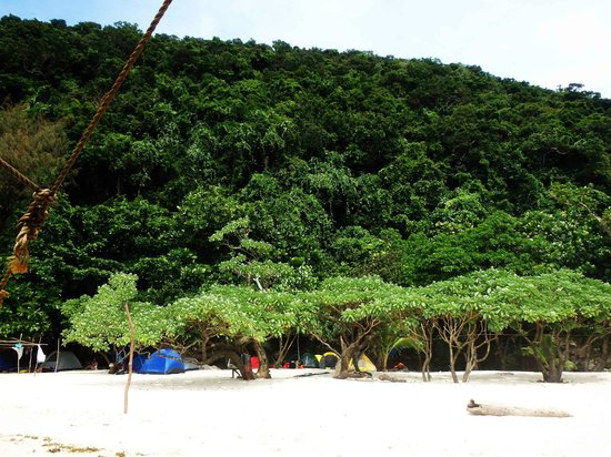 Cagayan Valley Region, Filipinas: Palaui Island beach
