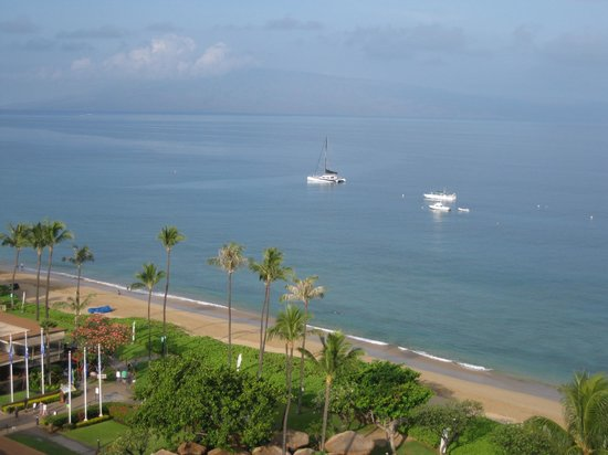 Aston at The Whaler on Kaanapali Beach: View From the Lanai