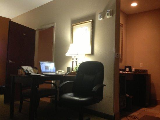 Hampton Inn Corpus Christi - Northwest I-37: Sofa View Part Duex